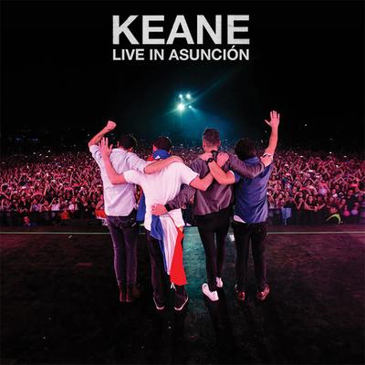 El álbum 'Keane Live in Asunción' ya está disponible