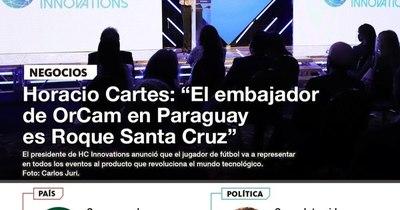 La Nación / LN PM: Las noticias más relevantes de la siesta del 29 de diciembre
