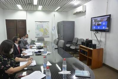 Técnicos de Paraguay y EE.UU mantienen reunión preparatoria sobre oportunidades de inversión y comercio