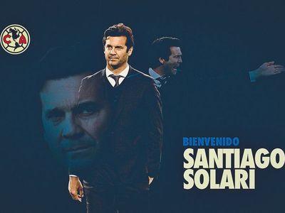 Santiago Solari, nuevo entrenador del América