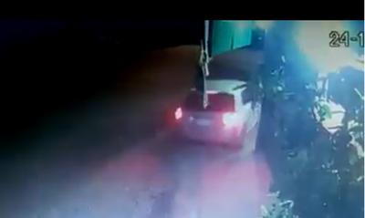 Mujer fue atropellada con su bebé en brazos