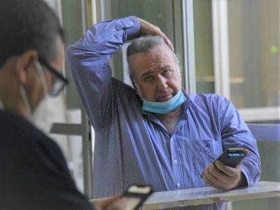Óscar González Daher, condenado a dos años