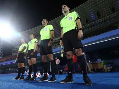 Confirman el árbitro para la final del Clausura