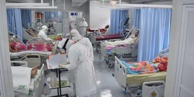 Covid-19: Continúa la alta ocupación en hospitales y el riesgo del colapso