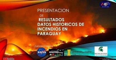 La Nación / La NASA destaca en su página web trabajo hecho por la Agencia Espacial Paraguaya