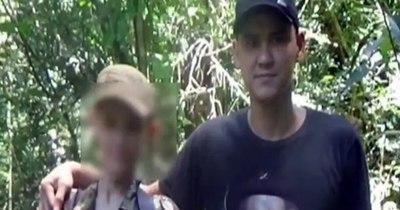 La Nación / Zavala recrimina el reclutamiento de niños por criminales del EPP