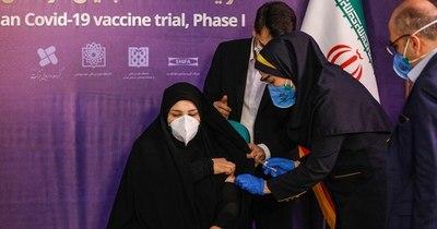 La Nación / COVID-19: Irán empieza ensayos clínicos de su vacuna