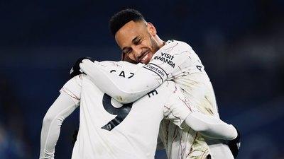 Arsenal volvió a ganar y confirma su mejoría en la Premier League