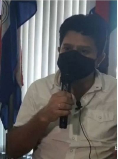El empresario Fernando Esteche anuncia su precandidatura a la Intendencia de PJC