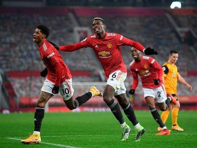 Rashford pone al United segundo