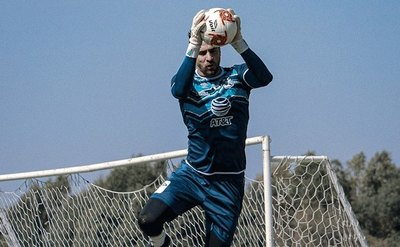 Antony Silva ya entrena con el Puebla de México