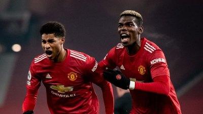 Rashford coloca segundo al Manchester United