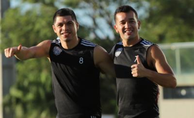 HOY / Olimpia espera el juego frente a Guaraní con 22 futbolistas