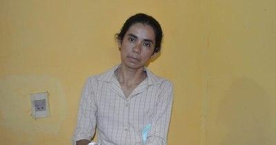 La Nación / EPP: con US$ 1.000 y más de G. 1 millón fue capturada Laura Villalba, según video
