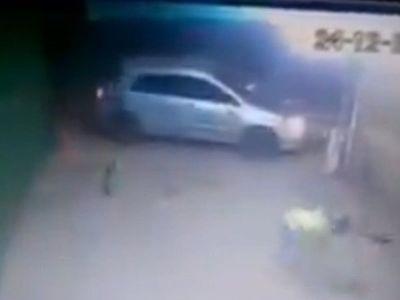 Fiscalía ordena detención de sospechoso de atropellar a tres personas
