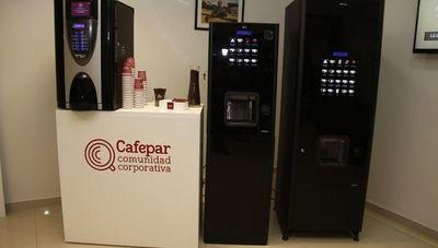 Cafepar incursiona en el sector retail con Lavazza (60% de las máquinas de café trabajan con Nescafé en sedes corporativas)