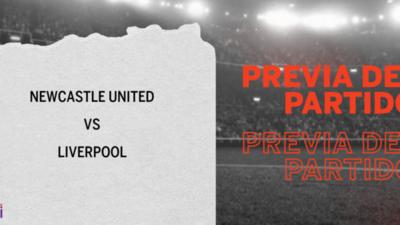 Liverpool enfrenta a Newcastle United buscando seguir en la cima de la tabla