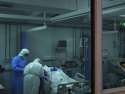 Más de 100 pacientes en terapia con  respiración mecánica asistida