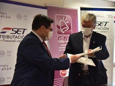 """CAP advierte de niveles """"nunca  vistos"""" de contrabando en el país"""