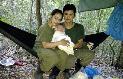 Nacen en el monte, crecen en Argentina y los regresan para ser niños terroristas