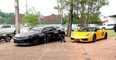 La Nación / Destacan venta de vehículos decomisados