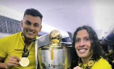 HOY / Ecuador: Barcelona consigue el título en penales