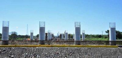 Puente Héroes del Chaco: iniciarán construcción de pilotes en el lecho del río