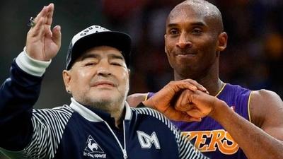 HOY / Maradona y Kobe Bryant, pérdidas galácticas en el año del coronavirus