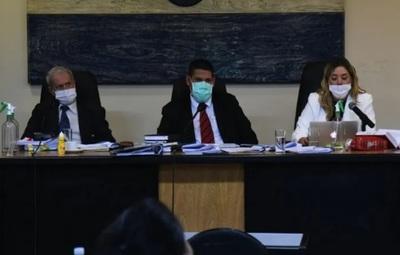 """Jueza del caso audios: """"la culpa la tuvo la Fiscalía"""" · Radio Monumental 1080 AM"""