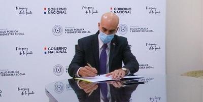 Paraguay autoriza vacunas contra el COVID-19, en caracter de emergencia