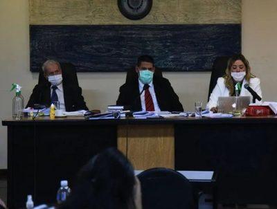 Jueza del caso audios del JEM carga la culpa a la Fiscalía · Radio Monumental 1080 AM