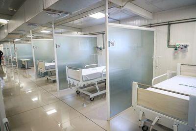 Inauguran más de 100 nuevas camas en el Hospital Nacional