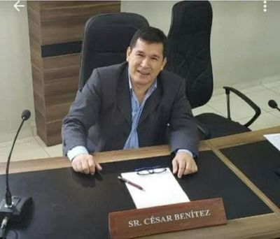 Fallece concejal de Presidente Franco por COVID-19