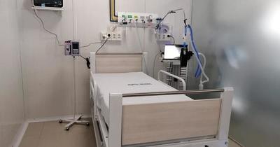 Inauguran ampliación de Pabellón de Contingencia en Hospital Nacional de Itauguá