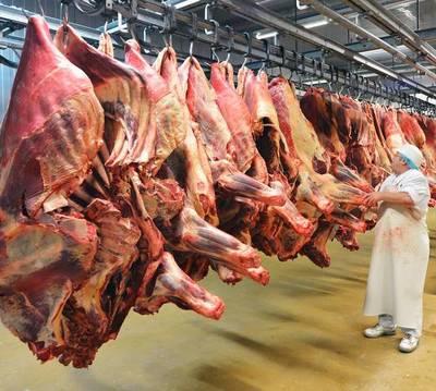 Está listo el reglamento para el envío de carne a los EEUU
