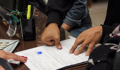 Esta noche finaliza periodo de inscripción en el Registro Cívico Permanente