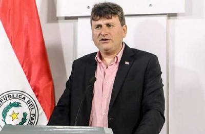 Ministro de Hacienda confirmó que Denis Lichi le solicitó fondos para pagar a Texos
