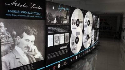 Habilitan exposición virtual para conocer la vida y obra de Nikola Tesla