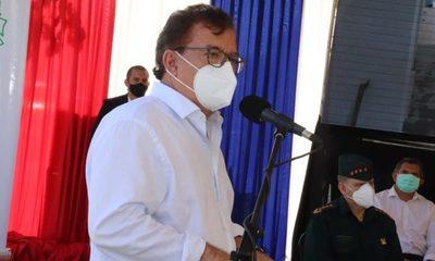 Nicanor afirma que el Congreso chantajeó con fondos sociales al Ejecutivo por cupos políticos