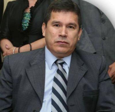 Concejal de Franco falleció a causa de COVID