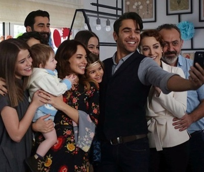 Una nueva telenovela turca llega a Telefuturo