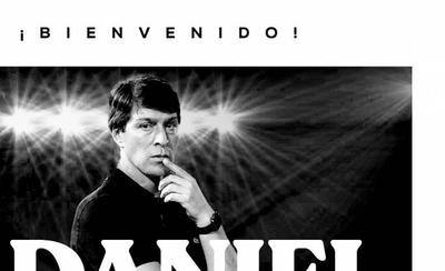HOY / Libertad da la bienvenida a Daniel Garnero