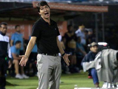 Libertad oficializa la contratación de Daniel Garnero como entrenador · Radio Monumental 1080 AM