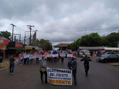 Aprueban subsidio para comerciantes de frontera con Argentina