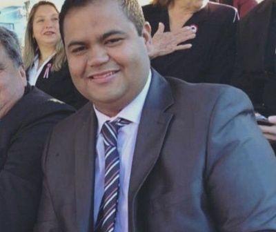 Denuncian a concejal de Pedro Juan Caballero por violencia de género