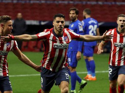 El Atlético acaba líder en 2020 con el acierto de Luis Suárez