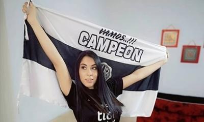 Rosy Alderete espera una victoria de su querido club