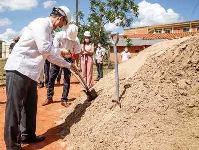 Pediátrico Acosta Ñu ampliará su capacidad de atención en un 80% con nuevas obras
