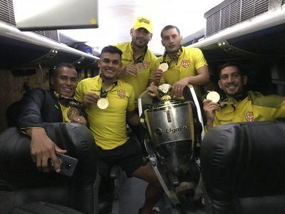 Riveros y Colmán, los paraguayos que se consagraron campeones con el Barcelona en Ecuador