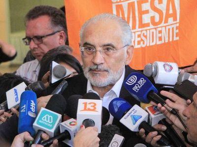 """Carlos Mesa denuncia ante la ONU la """"manipulación"""" de la Justicia boliviana"""